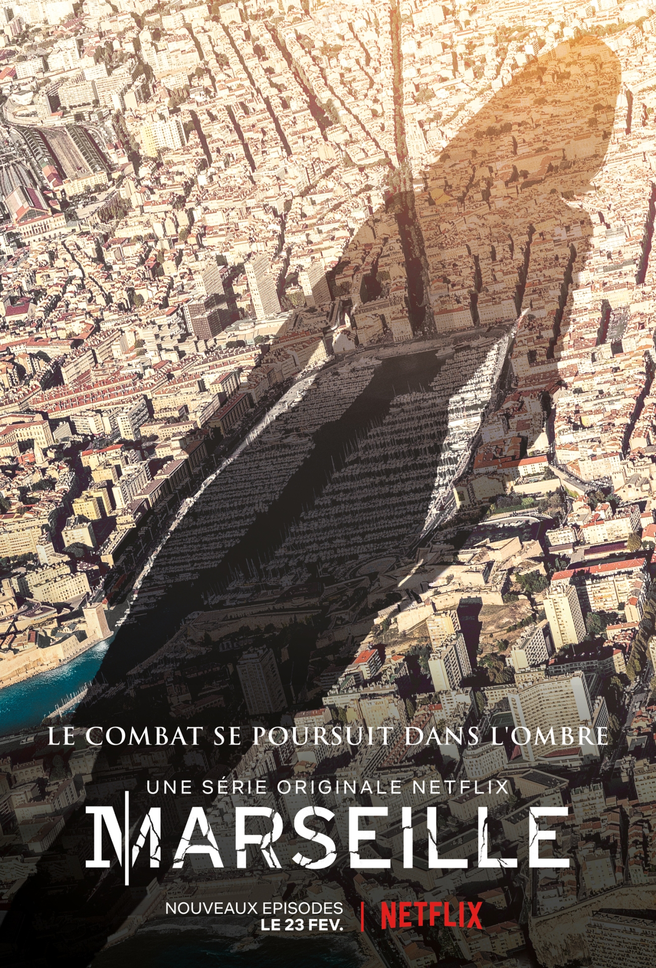 MARSEILLE KEY ART SAISON 2 CLIFF AND CO
