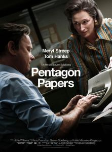 pentagon papers affiche cliff and co