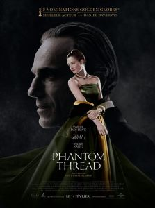 phantom thread affiche cliff and co