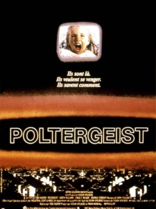 poltergeist affiche cliff and co