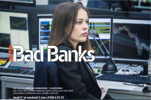 bad banks affiche cliff and co
