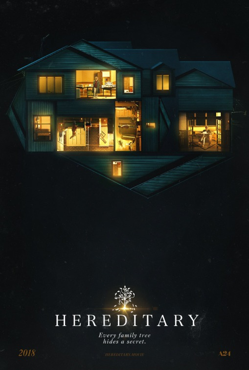 hereditary affiche teaser cliff and co