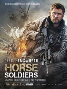 horse soldiers affiche cliff and co