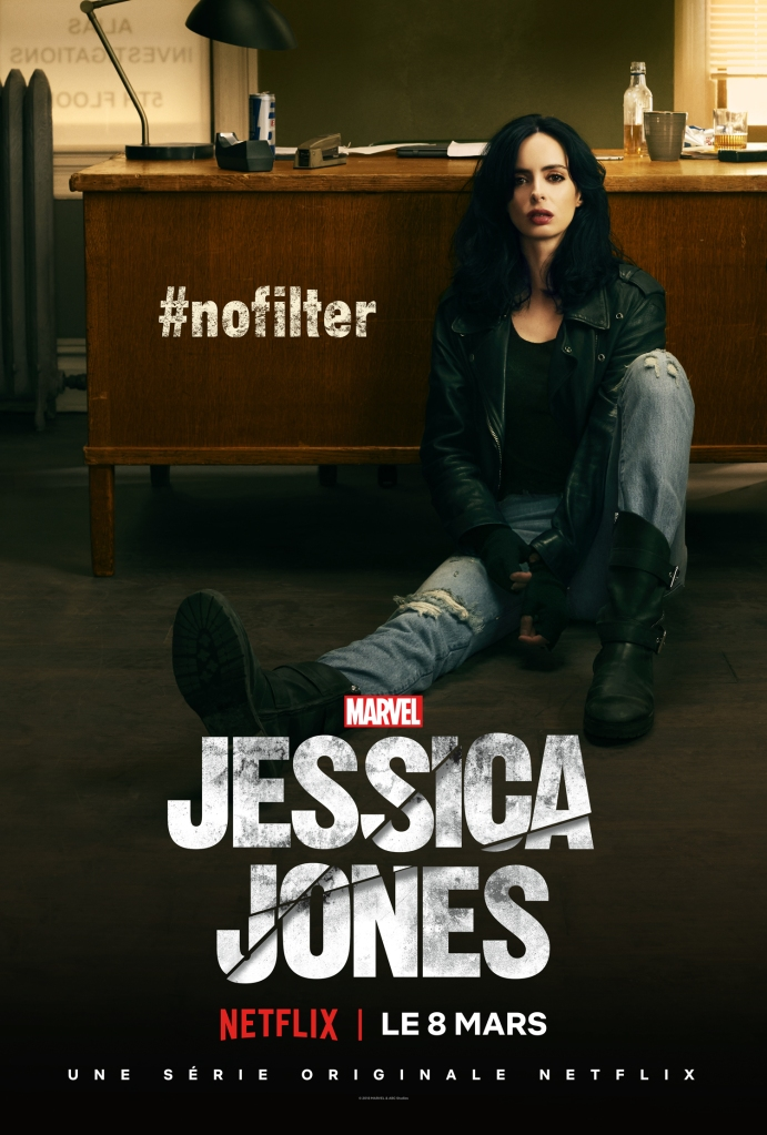 jessica jones s2 affiche cliff and co