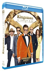 Kingsman le cercle d'or br cliff and co