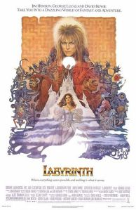 Labyrinthe affiche cliff and co