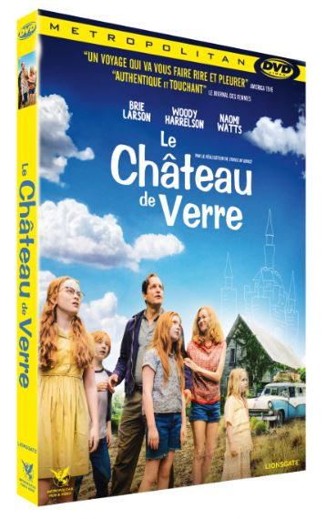 le chateau de verre dvd cliff and co