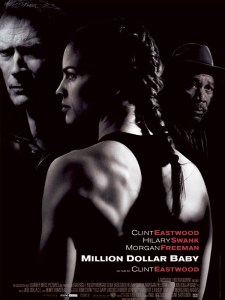 million dollar baby affiche cliff and co