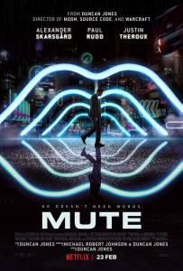mute affiche cliff and co
