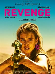 revenge affiche cliff and co