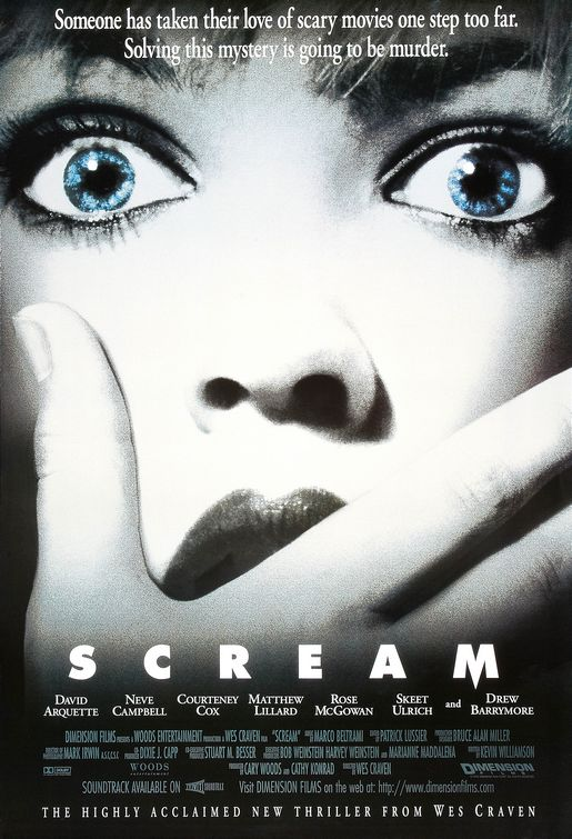 SCREAM MOVIE CLIFF AND CO