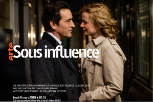 sous influence affiche cliff and co