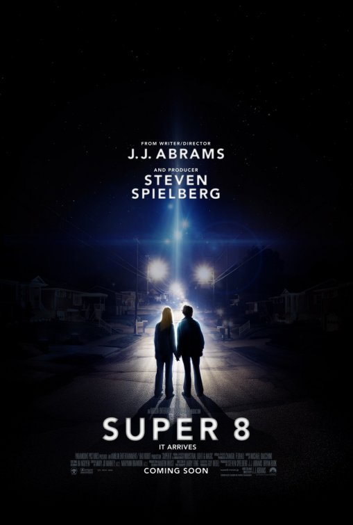 super 8 affiche cliff and co