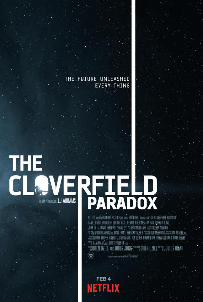 the cloverfield paradox affiche cliff and co