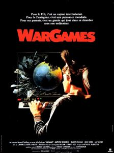 war games affiche cliff and co