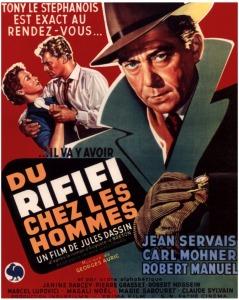 du-rififi-chez-les-hommes affiche cliff and co