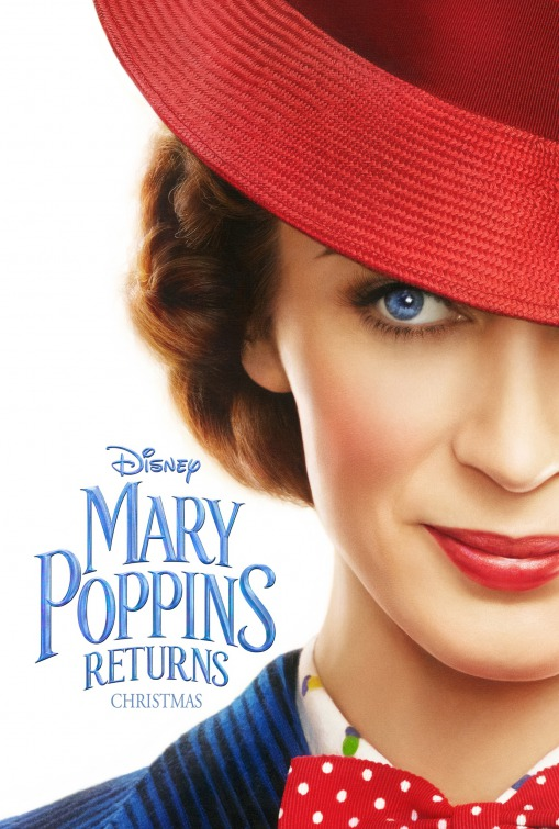 le retour de mary poppins affiche cliff and co
