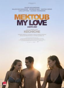 MEKTOUB MY LOVE CANTO UNO AFFICHE CLIFF AND CO