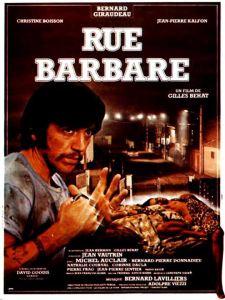 rue barbare affiche cliff and co