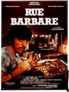 rue barbare affiche cliff and co