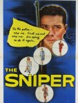the sniper affiche cliff and co