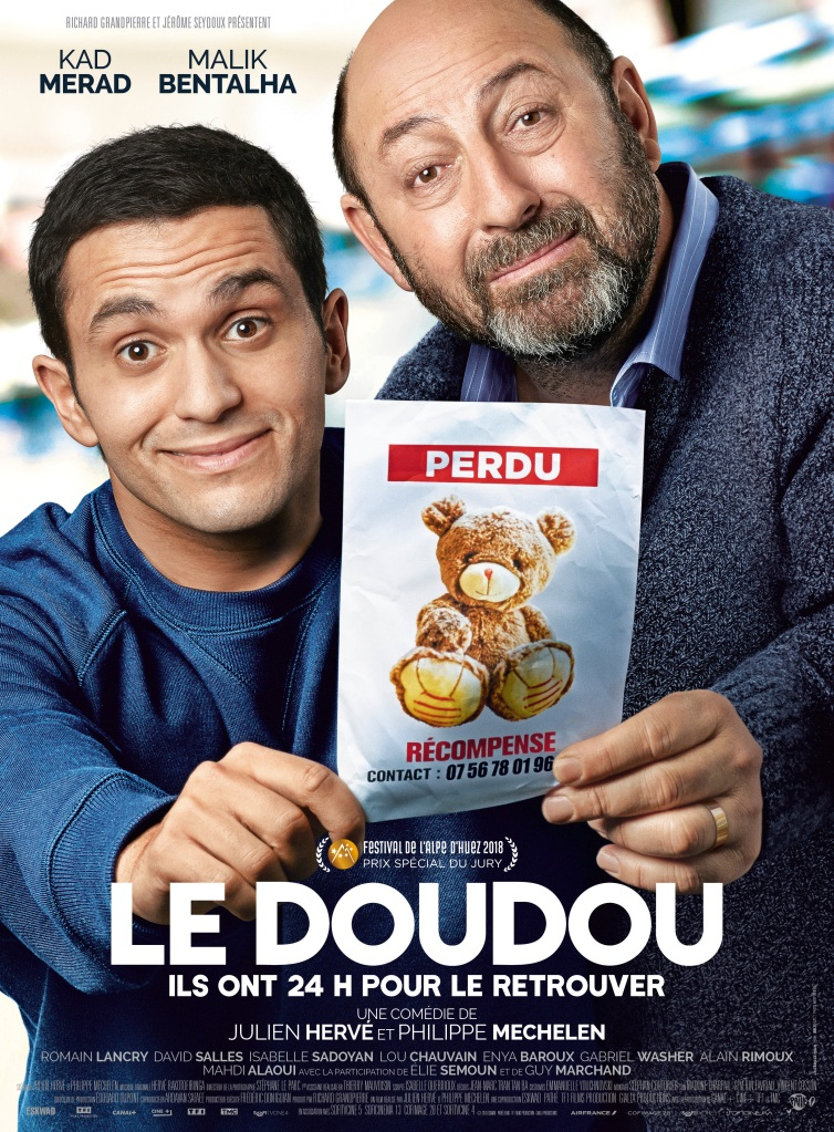 le doudou affiche cliff and co