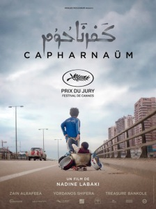 CAPHARNAUM AFFICHE CLIFF AND CO