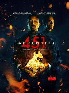 fahnrenheit 451 affiche cliff and co