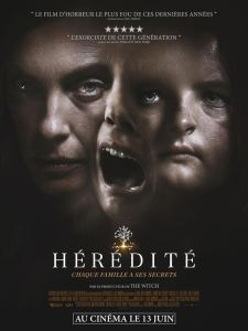 heredite affiche cliff and co