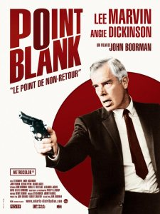 le point de non retour affiche point blank cliff and co