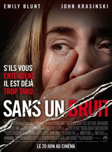 sans un bruit affiche cliff and co