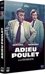 AFFICHE BLU RAY ADIEU POULET CLIFF AND CO