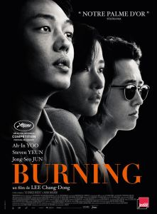 burning affiche cliff and co
