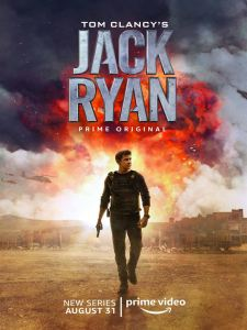jack ryan affiche cliff and co