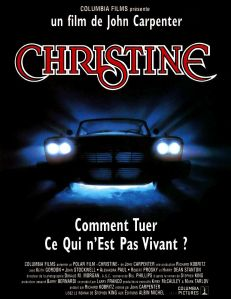 CHRISTINE affiche cliff and co