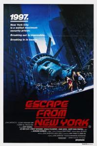 escape new york affiche cliff and co