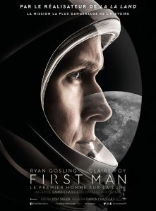 first man affiche cliff and co