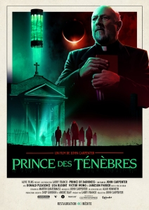 PRINCE DES TENEBRES affiche cliff and co