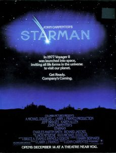 starman affiche cliff and co