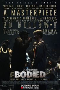 BODIED AFFICHE CLIFF AND CO