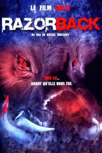 RAZORBACK AFFICHE CLIFF AND CO