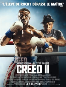 creed 2 affiche cliff and co