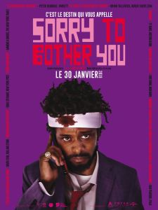 sorry to bother you affiche cliff and co