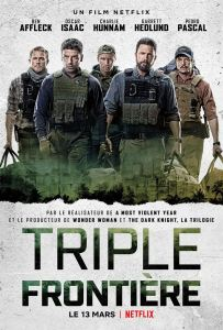 triple frontiere affiche cliff and co