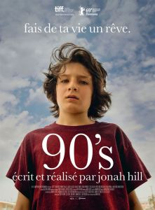 90's affiche cliff and co