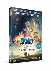 ASTERIX LE SECRET DE LA POTION MAGIQUE DVD