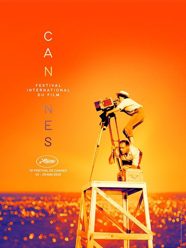 cannes 72 affiche cliff and co