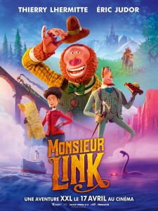 MONSIEUR LINK AFFICHE CLIFF AND CO