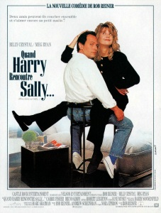 quand harry rencontre sally affiche cliff and co