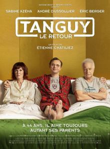 tanguy le retour affiche cliff and co
